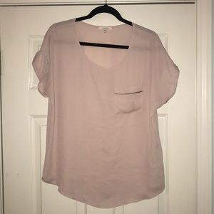 Pale Pink Maurice's Blouse